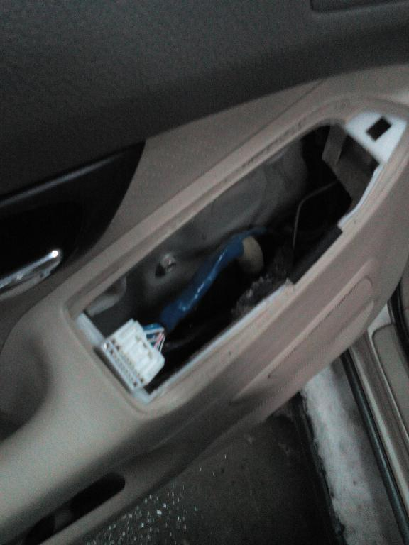 разряжается аккумулятор прадо из-за дополнительного оборудования