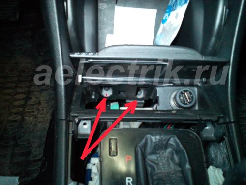 Хонда Аккорд подсветка магнитолы