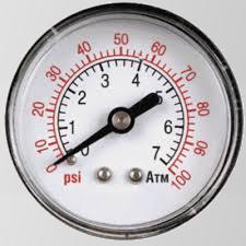 автомобильный компрессор манометр