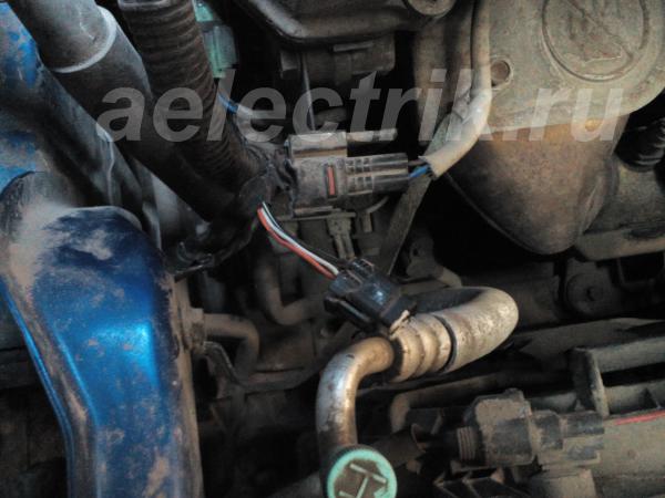 Suzuki SX4 ошибка P0420, установка обманки