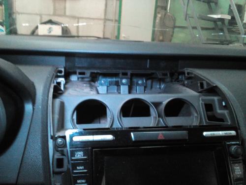 Mazda CX7 ошибка B1884