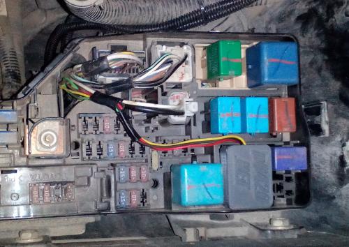 камри установка эмулятора катализатора горит чек