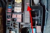 Toyota Rav4 предохранитель сигнала