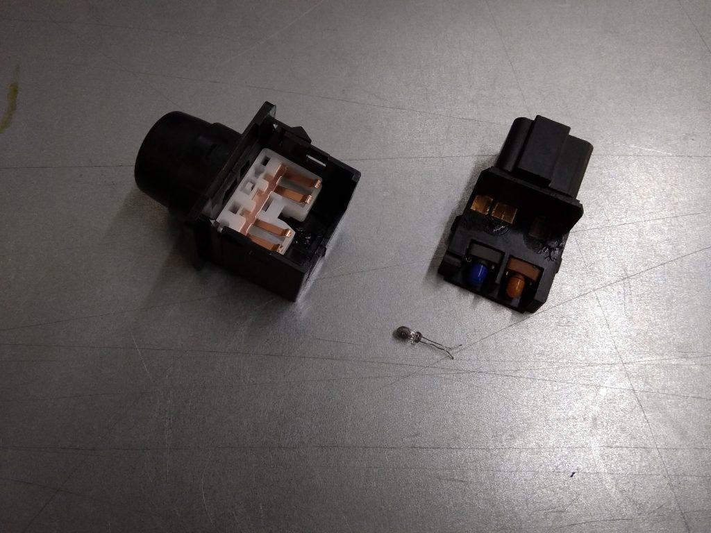 лампа т-2,5 подсветки клавиши