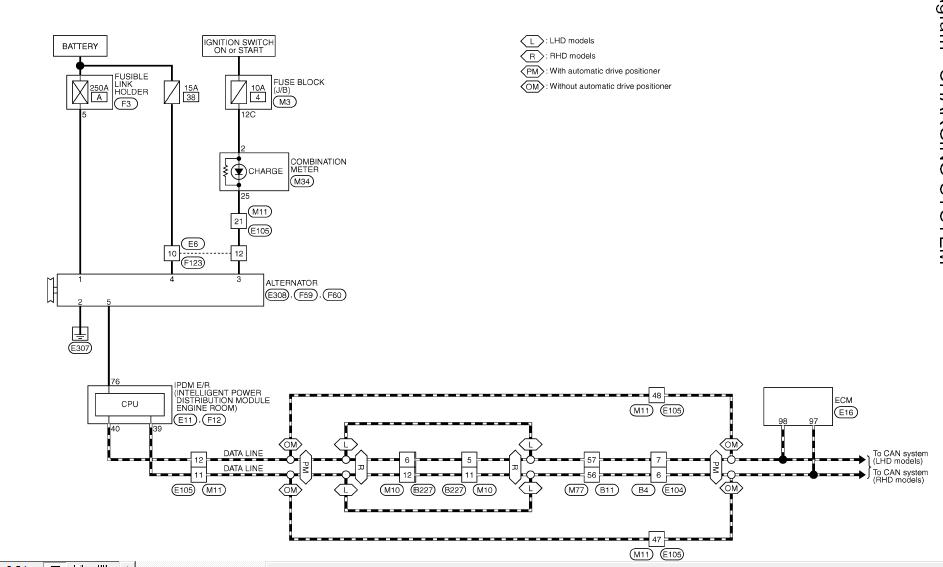 схема генератора мурано z51