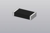 3D модель SMD 1206 ,STL, STEP, Компас3D