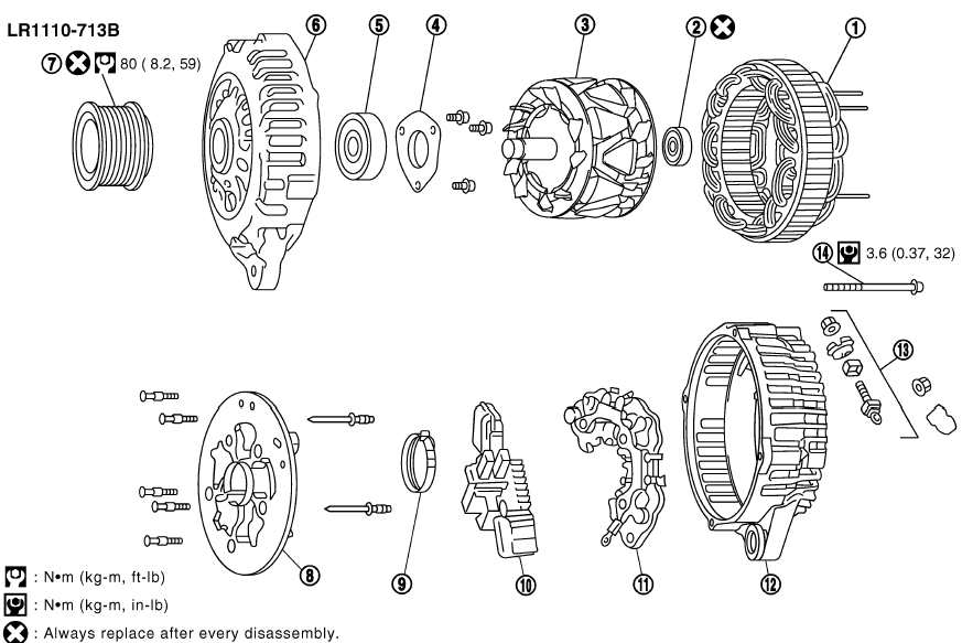 LR1110-713B