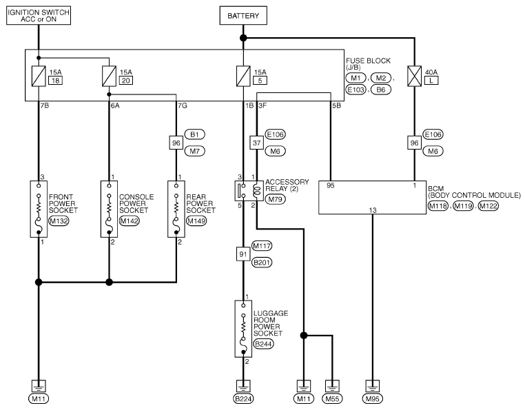 схема прикуривателя fx S51