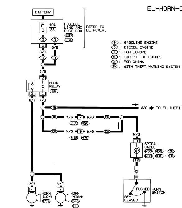 схема сигнала альмера н16