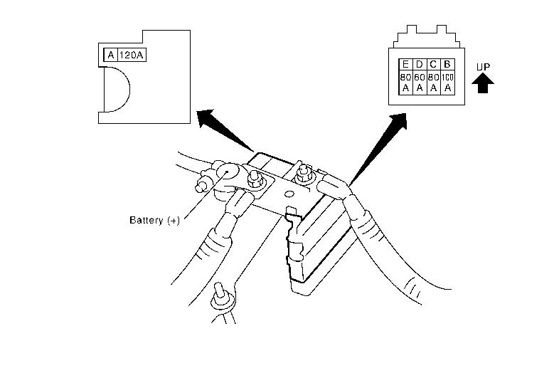 предохранитель 120 ампер теана