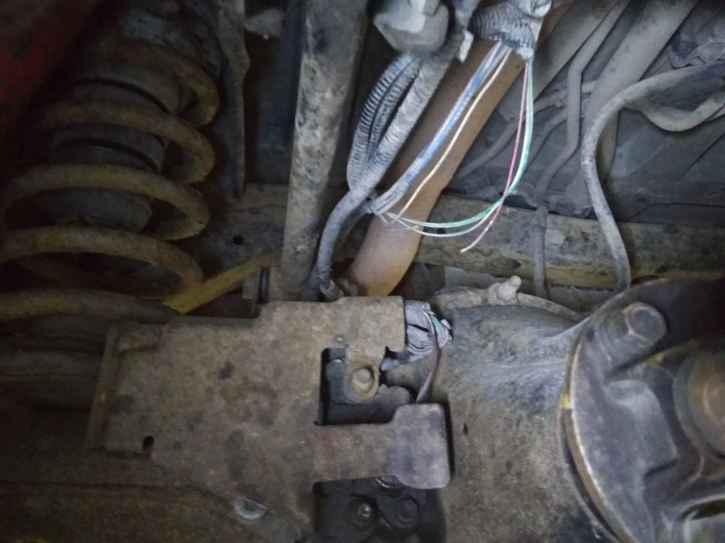 крузер не работает блокировка моста мигает лампа, защита датчика блокировки крузер