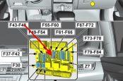 Бмв F52 предохранитель прикуривателя