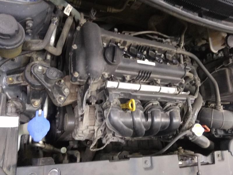 двигатель хундай солярис фото