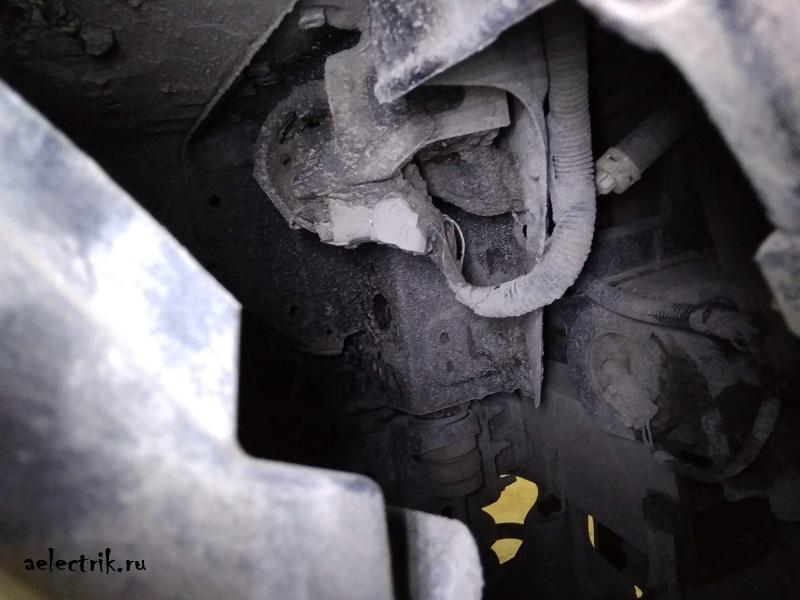 ремонт блока управления турбин