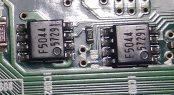 Микросхема F5044 драйвер клапанов АКПП Тойота
