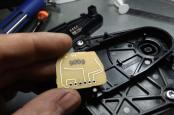 Устройство электронной педали акселератора