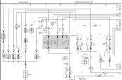 Схема системы впрыска прадо 120 1GR-FE