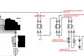 Схема бензонасоса TLC100