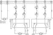 Схема стеклоподъёмников прадо 120