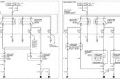 MMC Outlander 3 электросхема фар