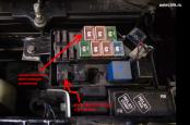 Схема вентилятора печки паджеро спорт
