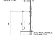 Схема датчика детонации Лансер 9