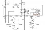 Схема бензонасоса Лансер 9