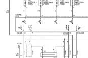 Схема форсунок и датчиков кислорода Лансер 9