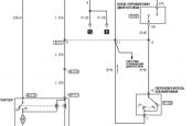 Схема стартера Лансер 10