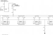 Mitsubishi ASX схема электропривода сиденья