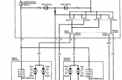 Схема регулировки и обогрева зеркал Хонда аккорд 7