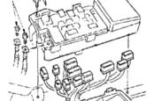 Ошибки блока управления реле Хонда аккорд 7