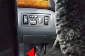 Диагностический разъём Тойота Авенсис