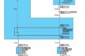 Схема нагревателя топливного фильтра Хундай туксон