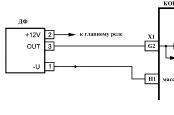 Ошибка P0340 Лада Гранта, Калина 2 - диагностика, электросхема