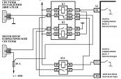 Ошибка P0485 Лада Гранта, Калина 2, цепь вентилятора