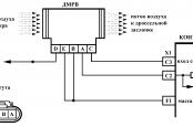 Ошибки Р0112 и Р0113 Лада Гранта, Лада Калина 2 с контроллером M74 ЕВРО-4