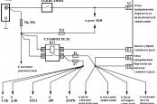 Ошибки P0560, P0562, P0563 Лада Гранта, Калина 2 - напряжение питания