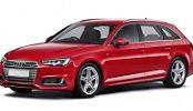 Размер и крепления щёток стеклоочистителя для Audi A4