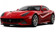 Размер щёток стеклоочистителя для Ferrari F12 Berlinetta