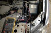 MMC Outlander XL разряжается аккумулятор