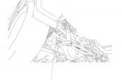 Тойота прадо 150 / Lexus GX460 реле бензонасоса