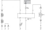 Схема омывателя фар прадо 120