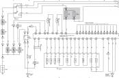 Схема АКПП Прадо 120 1GR-FE