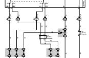 Схема управления зеркалами TLC100