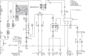 Схема противотуманных фар прадо 120