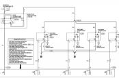 Катушки зажигания Лансер 10 электросхема