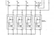 Схема катушек зажигания Аккорд 7