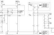 Схема вентилятора радиатора MMC Colt