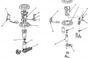 разборка топливного модуля Хонда аккорд 7